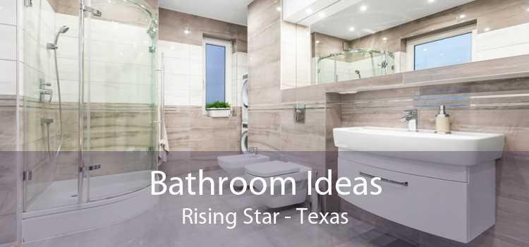 Bathroom Ideas Rising Star - Texas