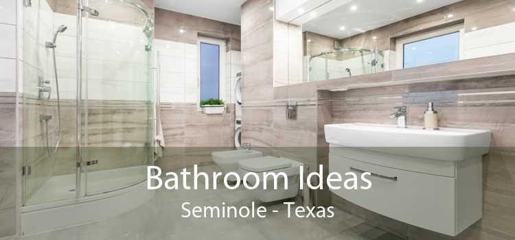 Bathroom Ideas Seminole - Texas