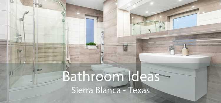 Bathroom Ideas Sierra Blanca - Texas
