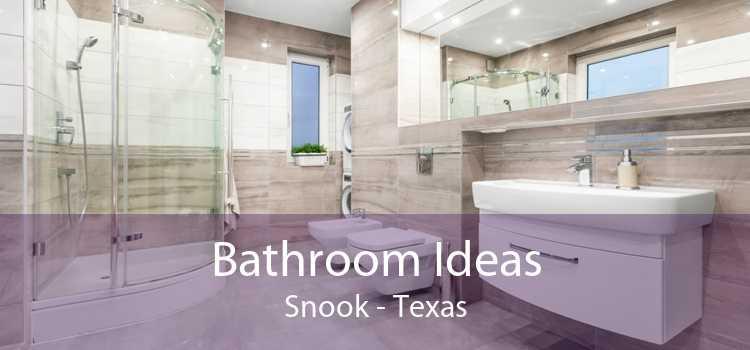 Bathroom Ideas Snook - Texas