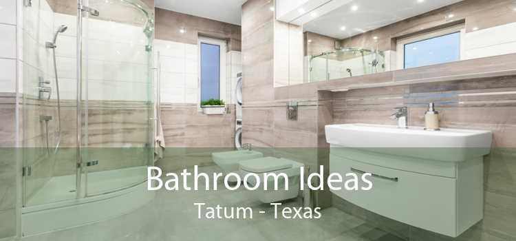 Bathroom Ideas Tatum - Texas