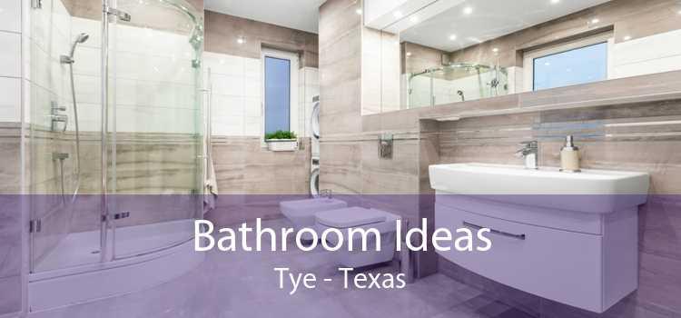 Bathroom Ideas Tye - Texas