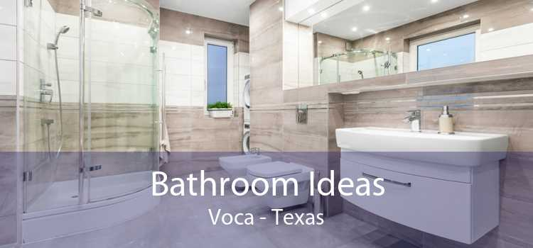 Bathroom Ideas Voca - Texas
