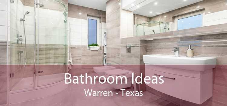 Bathroom Ideas Warren - Texas