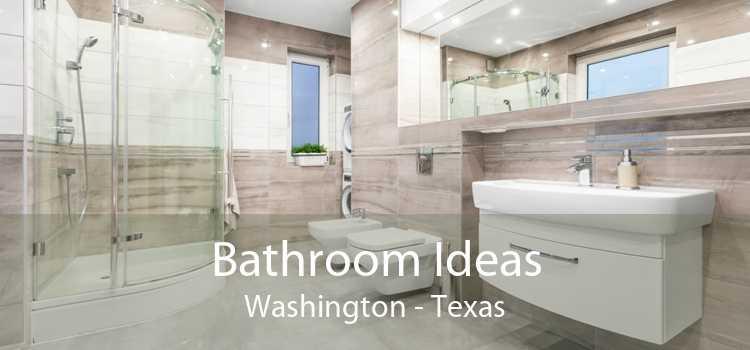 Bathroom Ideas Washington - Texas