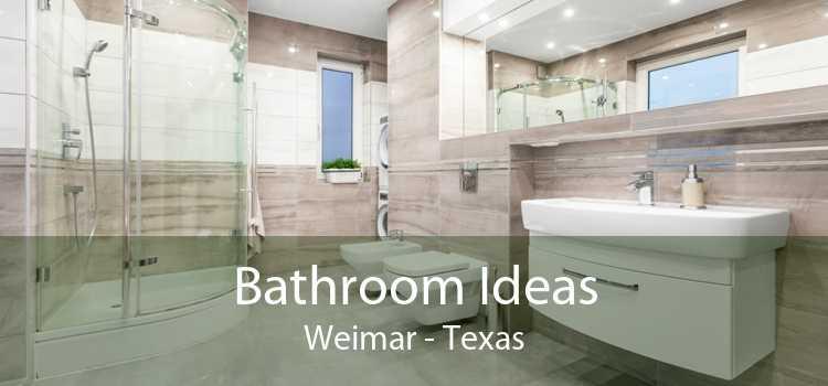 Bathroom Ideas Weimar - Texas