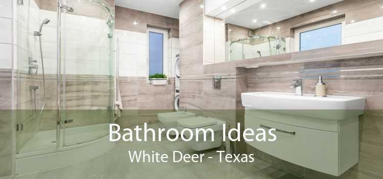 Bathroom Ideas White Deer - Texas
