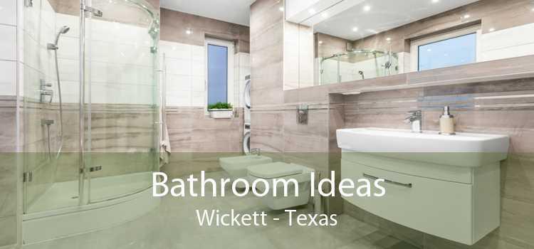 Bathroom Ideas Wickett - Texas