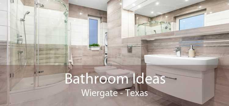 Bathroom Ideas Wiergate - Texas