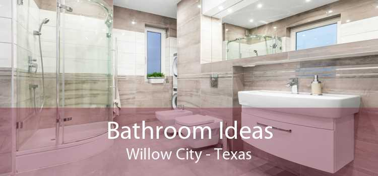 Bathroom Ideas Willow City - Texas