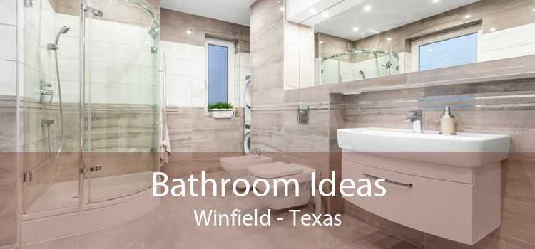 Bathroom Ideas Winfield - Texas