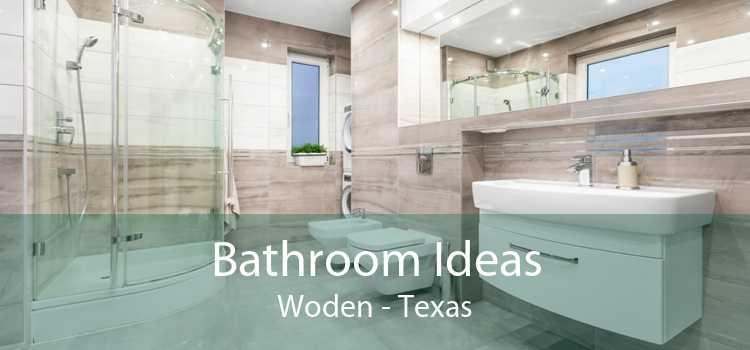 Bathroom Ideas Woden - Texas