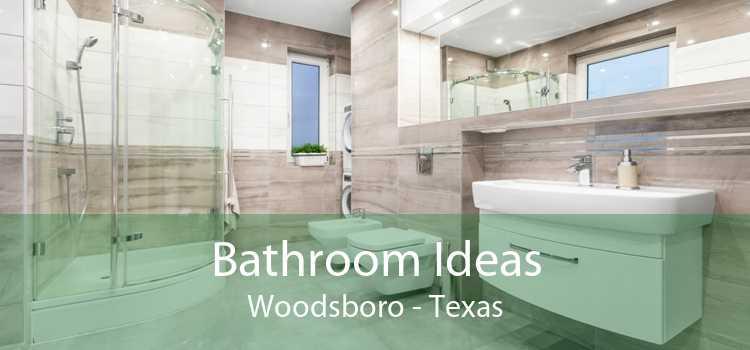 Bathroom Ideas Woodsboro - Texas