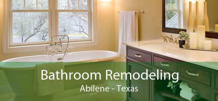 Bathroom Remodeling Abilene - Texas