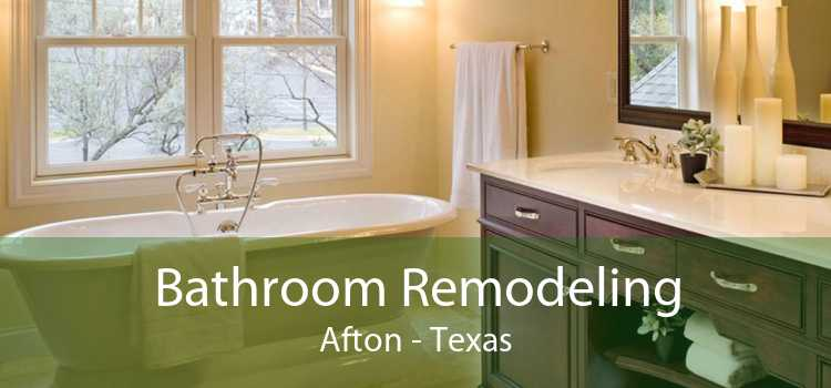 Bathroom Remodeling Afton - Texas