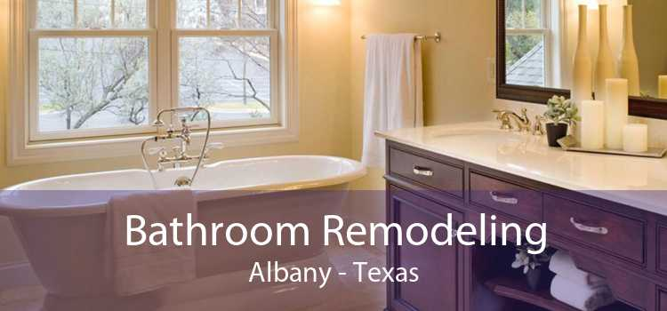 Bathroom Remodeling Albany - Texas