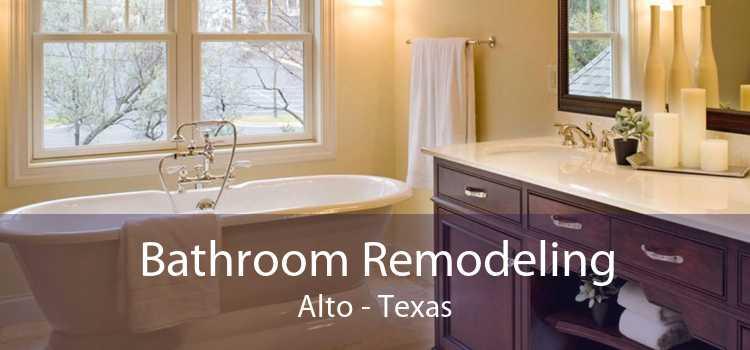 Bathroom Remodeling Alto - Texas