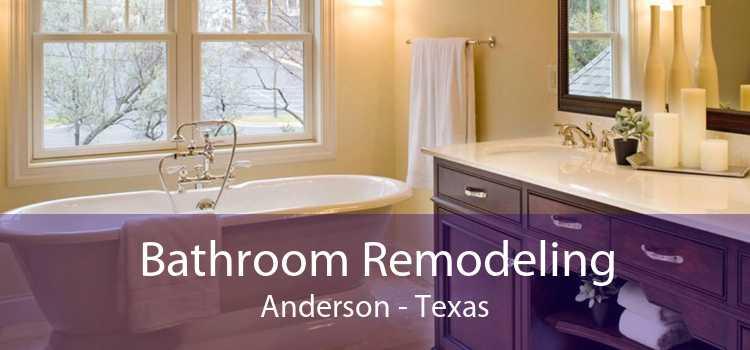 Bathroom Remodeling Anderson - Texas