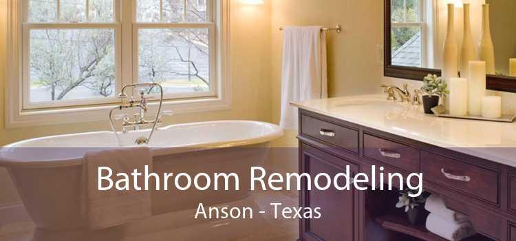 Bathroom Remodeling Anson - Texas