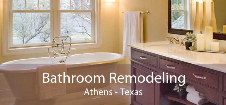 Bathroom Remodeling Athens - Texas