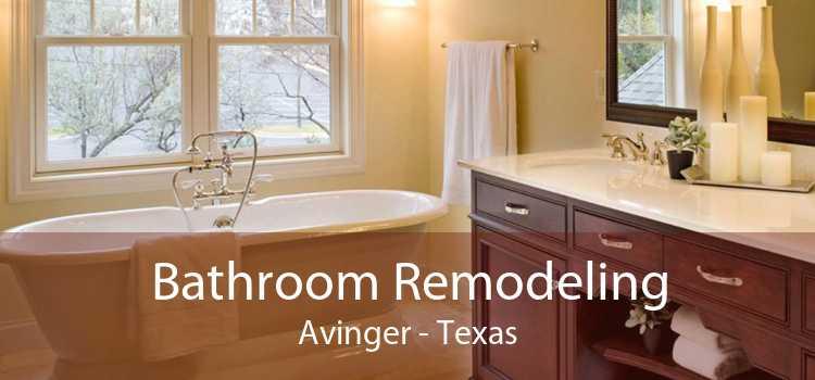 Bathroom Remodeling Avinger - Texas