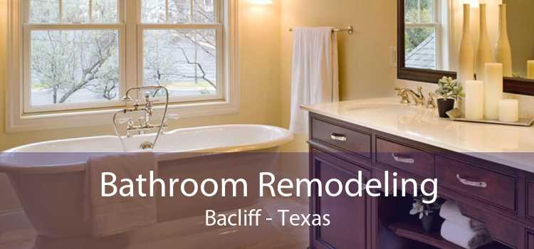 Bathroom Remodeling Bacliff - Texas