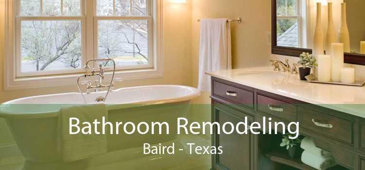 Bathroom Remodeling Baird - Texas
