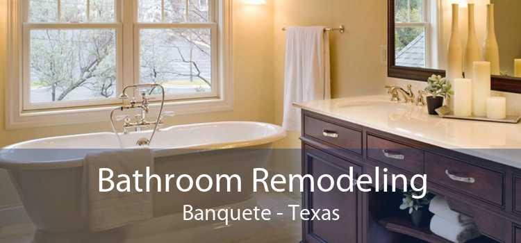 Bathroom Remodeling Banquete - Texas