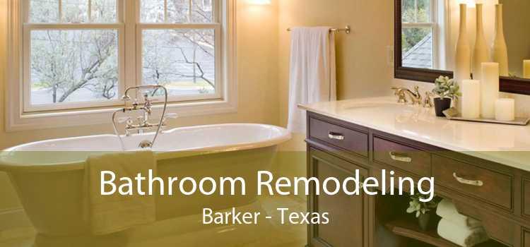 Bathroom Remodeling Barker - Texas