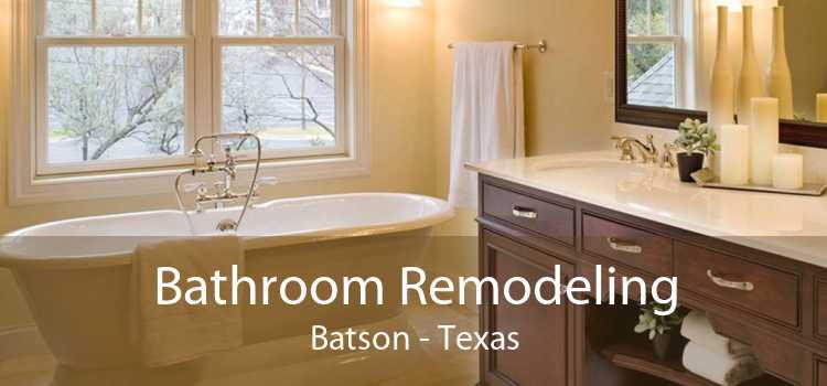 Bathroom Remodeling Batson - Texas