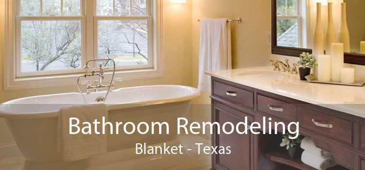 Bathroom Remodeling Blanket - Texas