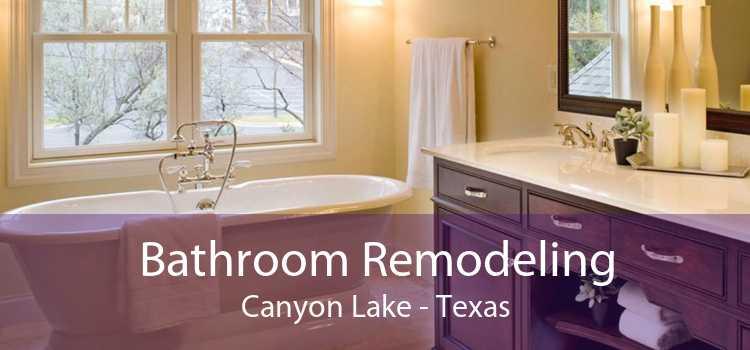 Bathroom Remodeling Canyon Lake - Texas
