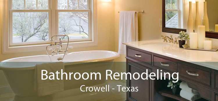 Bathroom Remodeling Crowell - Texas