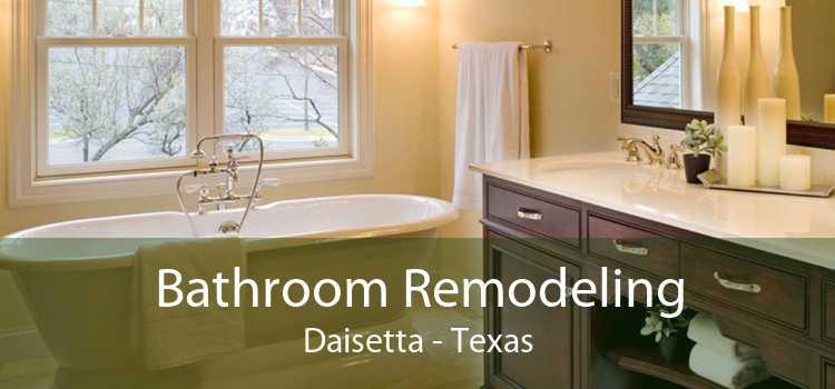 Bathroom Remodeling Daisetta - Texas