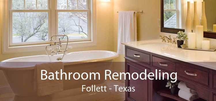 Bathroom Remodeling Follett - Texas