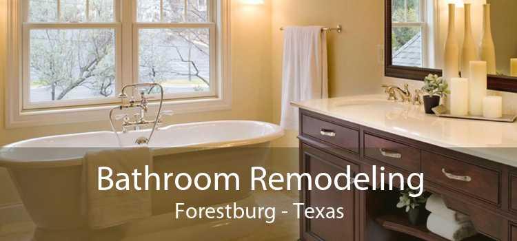 Bathroom Remodeling Forestburg - Texas
