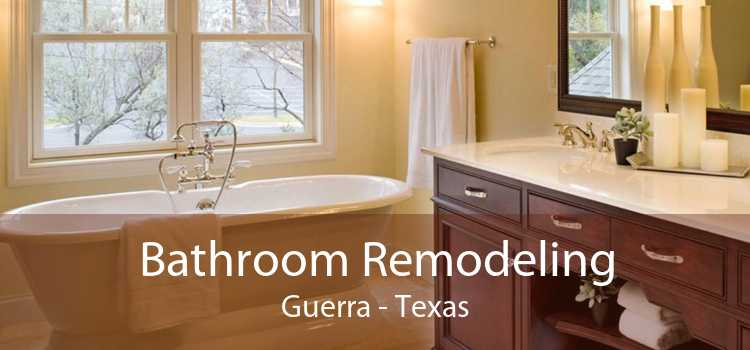 Bathroom Remodeling Guerra - Texas