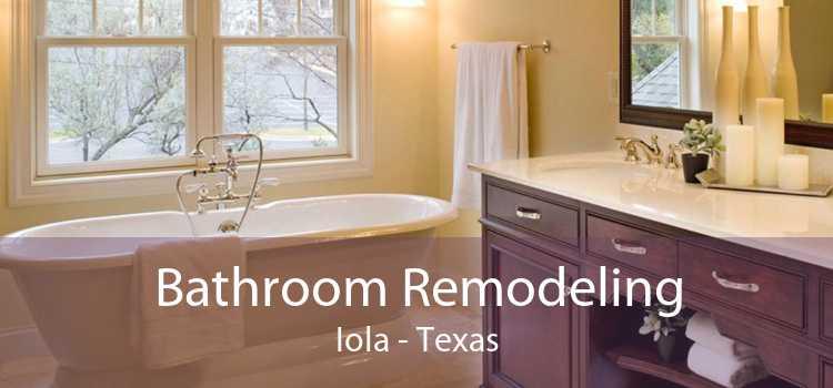 Bathroom Remodeling Iola - Texas