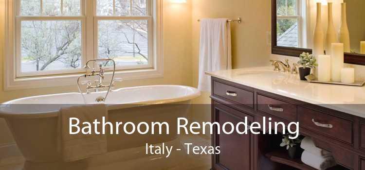 Bathroom Remodeling Italy - Texas