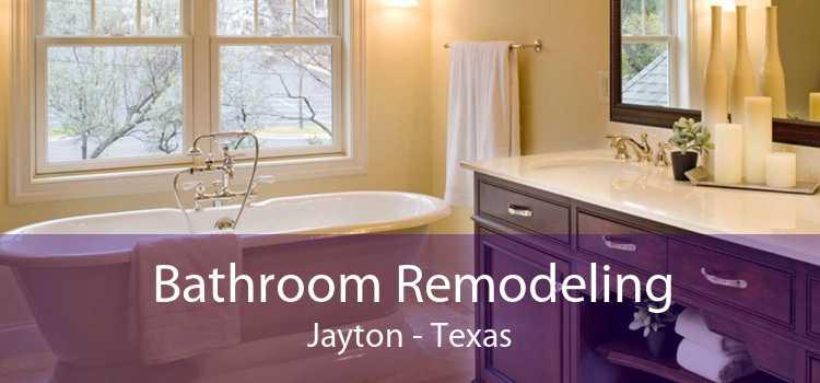 Bathroom Remodeling Jayton - Texas