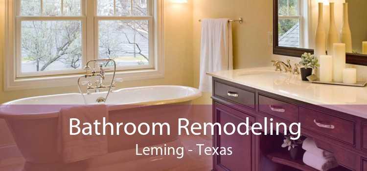 Bathroom Remodeling Leming - Texas