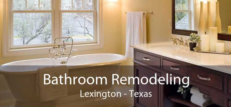 Bathroom Remodeling Lexington - Texas