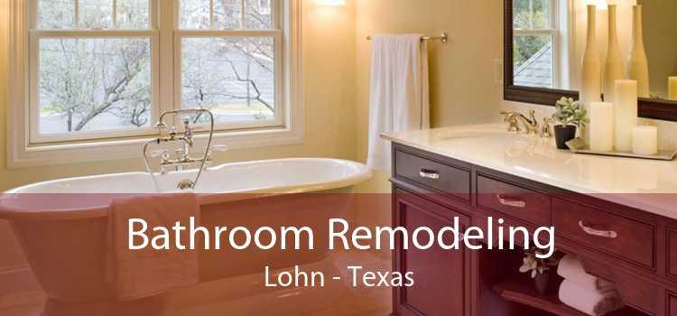 Bathroom Remodeling Lohn - Texas