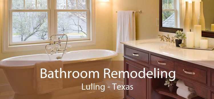 Bathroom Remodeling Luling - Texas