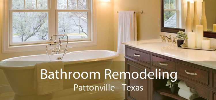 Bathroom Remodeling Pattonville - Texas