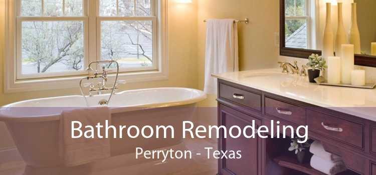 Bathroom Remodeling Perryton - Texas
