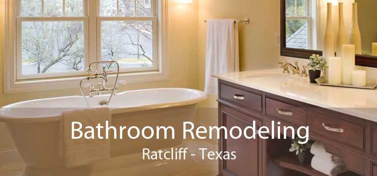 Bathroom Remodeling Ratcliff - Texas