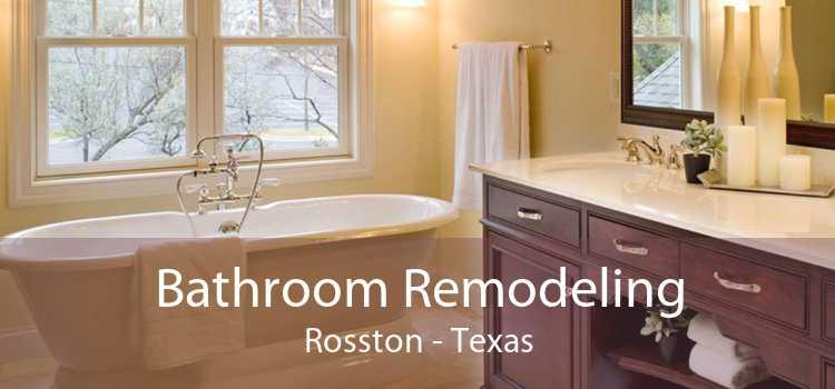 Bathroom Remodeling Rosston - Texas