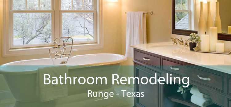 Bathroom Remodeling Runge - Texas