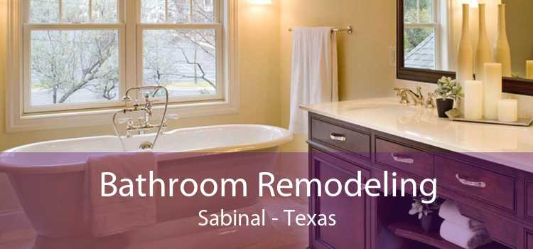 Bathroom Remodeling Sabinal - Texas